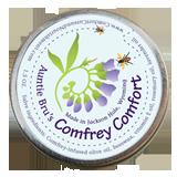 Auntie Bru's Comfrey Comfort Salve
